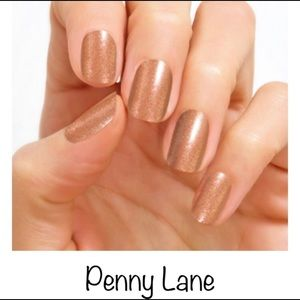 Color Street Other - Color Street Nail Strips - Penny Lane